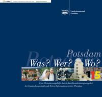 Potsdam - Was? Wer? Wo? 2013/14