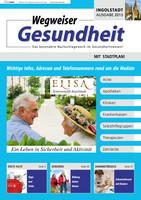 Gesundheitswegweiser der Stadt Ingolstadt 2013
