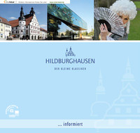 Bürgerinformationsbroschüre Ihrer Stadt Hildburghausen