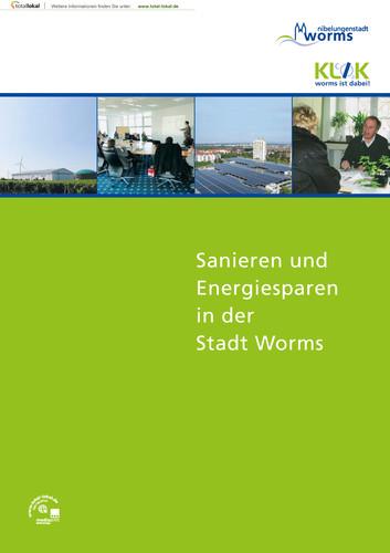 Sanieren und Energiesparen in der Stadt Worms