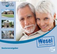 Seniorenratgeber der Hansestadt Wesel am Rhein