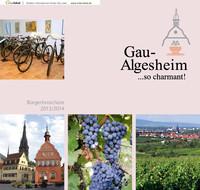 Bürgerbroschüre 2013/2014 - Gau-Algesheim  ...so charmant!