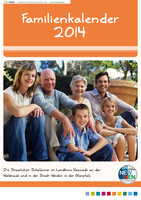 Familienkalender 2014