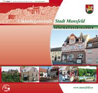 Stadt Mansfeld - Informationsbroschüre
