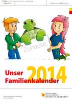 Unser Familienkalender Oldenburg 2014