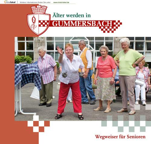 Wegweiser für Senioren der Stadt Gummersbach