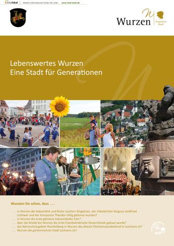 Lebenswertes Wurzen - Eine Stadt für Generationen