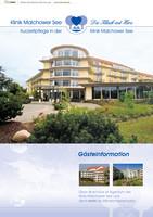Klinik Malchower See - Die Klinik mit Herz - Gästeinformation
