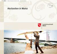 ARCHIVIERT Hochzeiten in Mainz