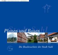 Planen und Bauen - Die Baubroschüre der Stadt Suhl
