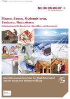 Informationsbroschüre für Bauherren, Bauwillige und Investoren