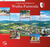 Bürger-Informationsbroschüre der Gemeinde Wutha-Farnroda