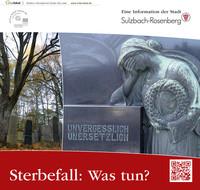 Bestattungsratgeber der Stadt Sulzbach-Rosenberg