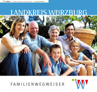 Familienwegweiser des Landkreises Würzburg