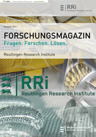 Forschungsmagazin Reutlingen