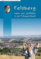 Felsberg - Leben und wohlfühlen in der 3-Burgen-Stadt