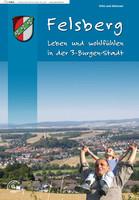 Felsberg - Leben und wohlfühlen in der 3-Burgen-Stadt -Einleger-