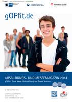 Ausbildungs- und Messemagazin 2014