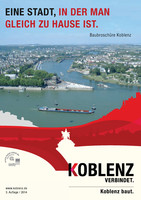 Baubroschüre Koblenz