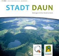 Bürgerinformationsbroschüre Stadt Daun