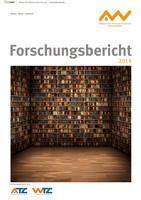 Forschungsbericht der Hochschule Amberg-Weiden 2014