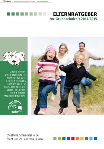 Elternratgeber zum Schulbeginn 2014/2015
