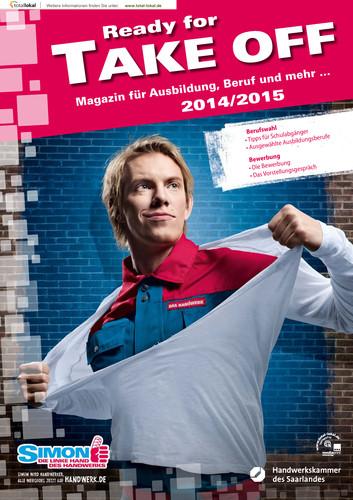 Ready für TAKE OFF 2014/2015, Handwerkskammer des Saarlandes