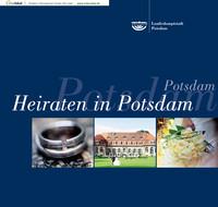 ARCHIVIERT Heiraten in Potsdam 2014/2015