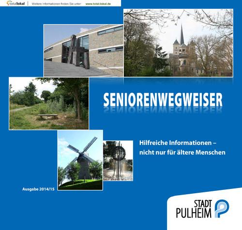 Seniorenwegweiser der Stadt Pulheim 2014/2015