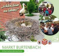 Informationsbroschüre Markt Burtenbach