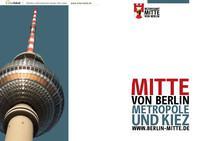 Mitte von Berlin Metropole und Kiez