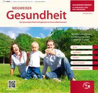 Wegweiser Gesundheit - Gesundheitsbeirat Altenburger Land und Umgebung