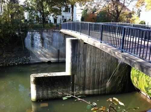 Untere Kanalwehr