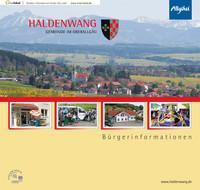 Haldenwang - Gemeinde im Oberallgäu