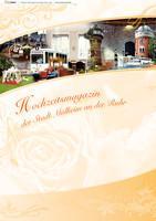 ARCHIVIERT Hochzeitsmagazin der Stadt Mülheim an der Ruhr
