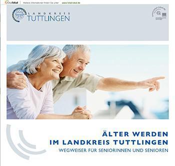 Älter werden im Landkreis Tuttlingen (Flipping Book)