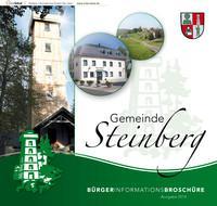 Bürgerinformationsbroschüre Gemeinde Steinberg