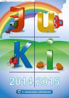 2. Oststeinbeker JuKi-Kalender 2014/2015