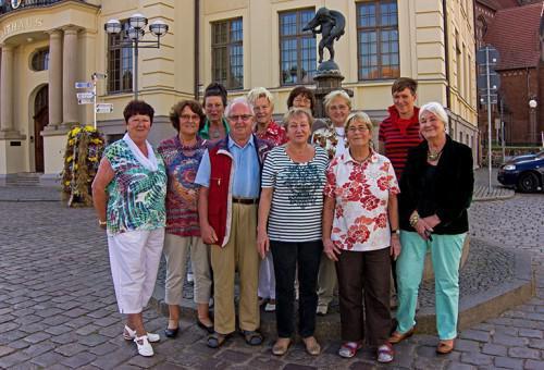 Von Senioren für Senioren – der Seniorenbeirat Teterow stellt sich vor