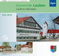 Informationsbroschüre der Gemeinde Lauben