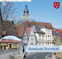 Bürger-Informationsbroschüre der Gemeinde Estenfeld