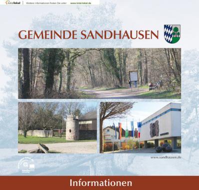 Gemeinde Sandhausen - Informationen
