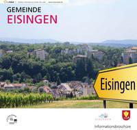 Bürgerinformationsbroschüre der Gemeinde Eisingen