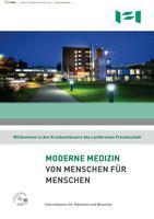 Moderne Medizin - Informationen für Patienten und Besucher