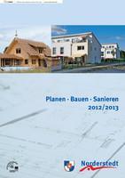 Die Baubroschüre der Stadt Norderstedt