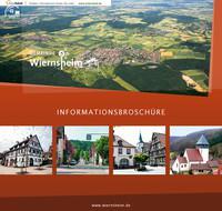 Informationsbroschüre der Gemeinde Wiernsheim