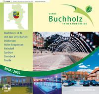 Bürger-Informationsbroschüre der Stadt Buchholz