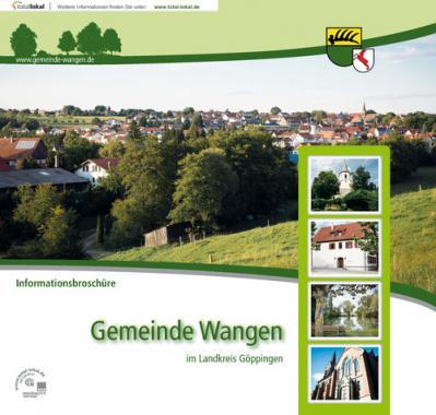 Informationsbroschüre Gemeinde Wangen