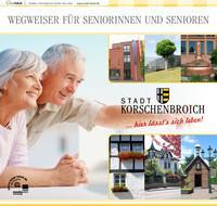 Wegweiser für Seniorinnen und Senioren - Korschenbroich