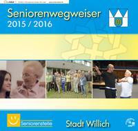 ARCHIVIERT Seniorenwegweiser Stadt Willich 2015/2016